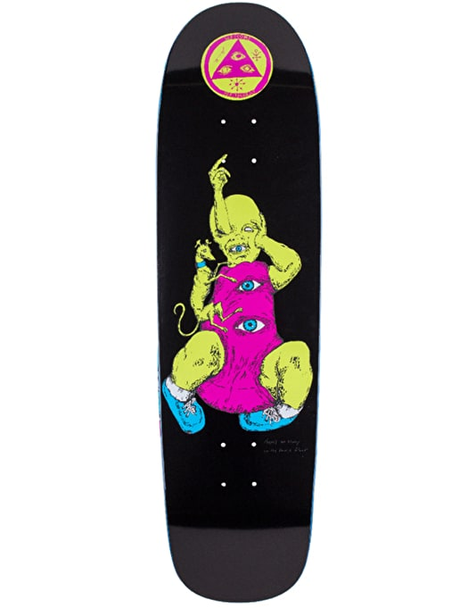 Welcome Baby on Planchette Team Deck - 8.8""