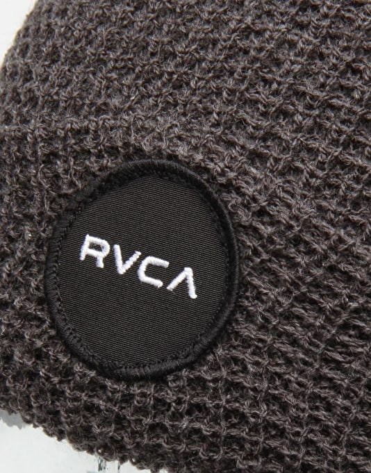 RVCA Ridgemont Beanie - Charcoal Heather