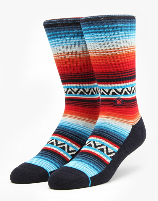 Stance Selma Socks - Red