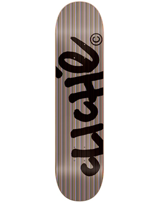 Cliché Handwritten V-Ply Team Deck - 8.125""