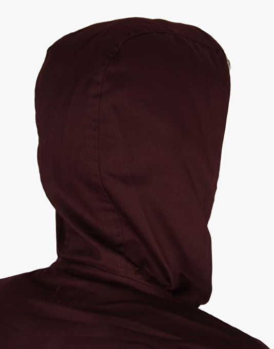 Fourstar Twill Breaker Jacket - Merlot