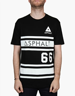 Asphalt Yacht Club MVP T-Shirt - Black