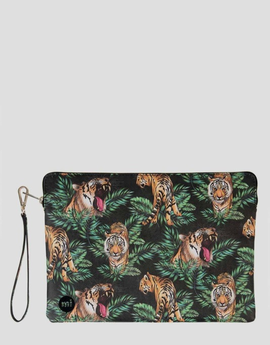 Mi-Pac Large Pouch - Jungle Tigers