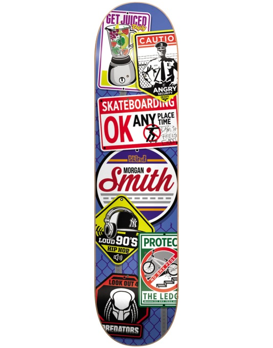 Blind Smith Warnings Pro Deck - 7.75""