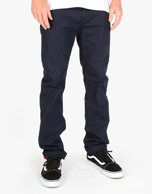 Element Continental Jeans - Navy