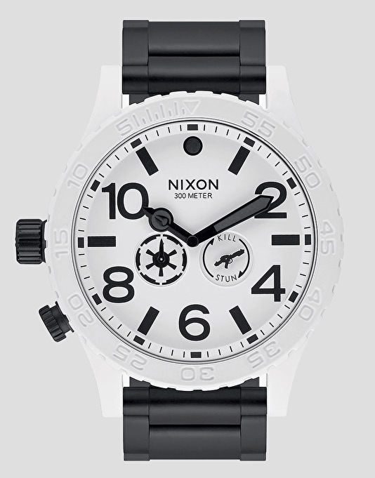 Nixon x Star Wars 51-30 Watch - Stormtrooper White
