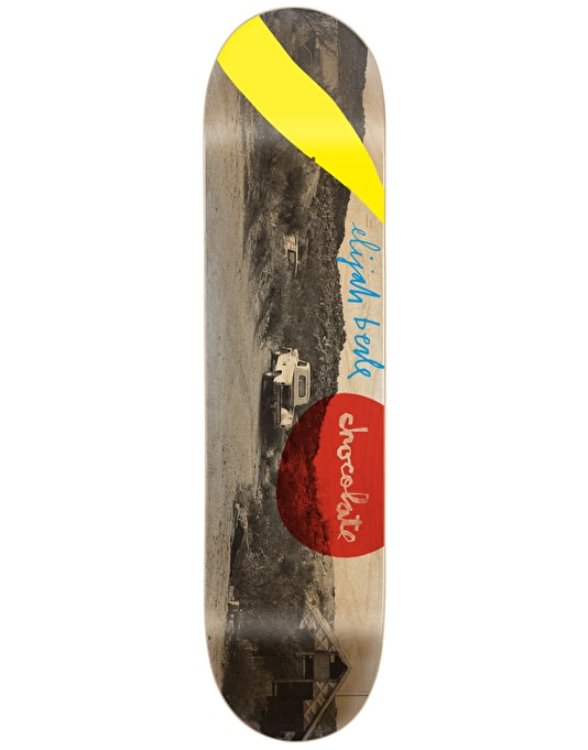 Chocolate Berle High Desert Pro Deck - 8.5""