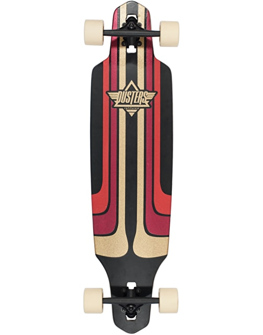 "Dusters Camino Drop Through Longboard - 38"" x 9.375"""