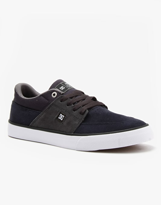 DC Wes Kremer S Skate Shoes - Black Resin