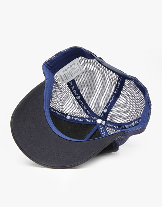 Element Brady Trucker Cap - Total Eclipse