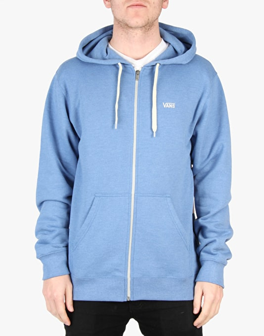Vans Core Basics Zip Hoodie II - Riviera Heather