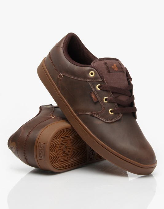 DVS Quentin Skate Shoes - Crazy Horse Leather