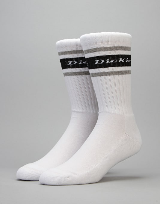 Dickies Madison Heights 3-Pack Socks - Black