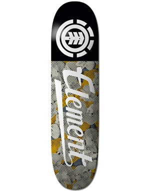 Element Script Pop Camo Featherlight Team Deck - 8.25