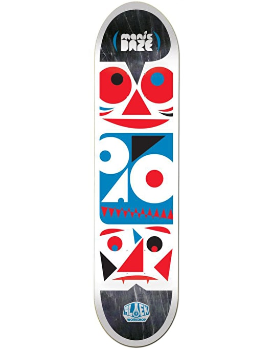 Alien Workshop Manic Daze Skateboard Deck - 8.125""