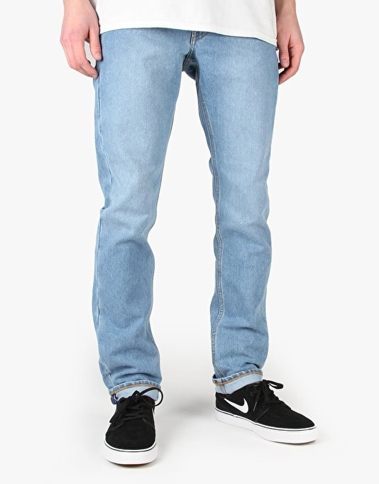 Element Boom Denim Jeans - Indigo Light Stone