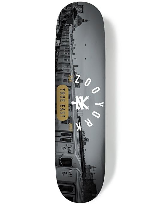 Zoo York Urban Landscape Series #1 MTA Team Deck - 8.375""