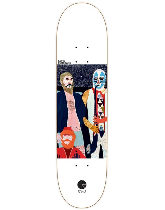 Polar Rodridgues AMTK Edge of Camp Pro Deck - 8""