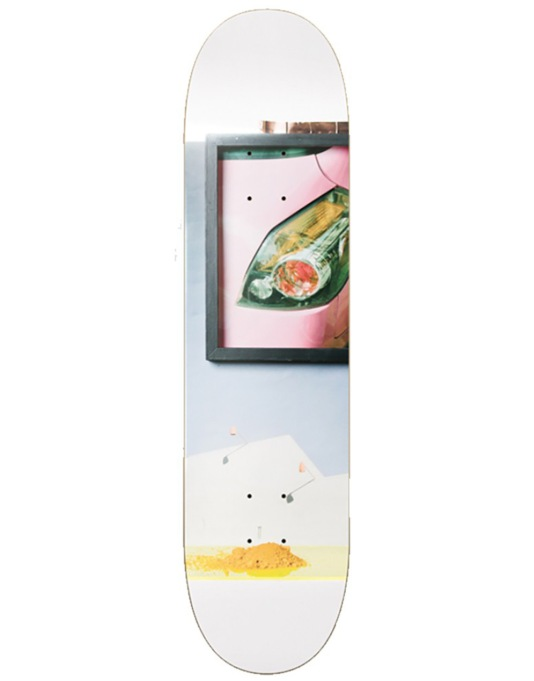 Isle x Michael James Fox Artist Series #2 Shier Pro Deck - 8.125""