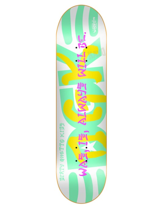 DGK Always Team Deck - 7.8""