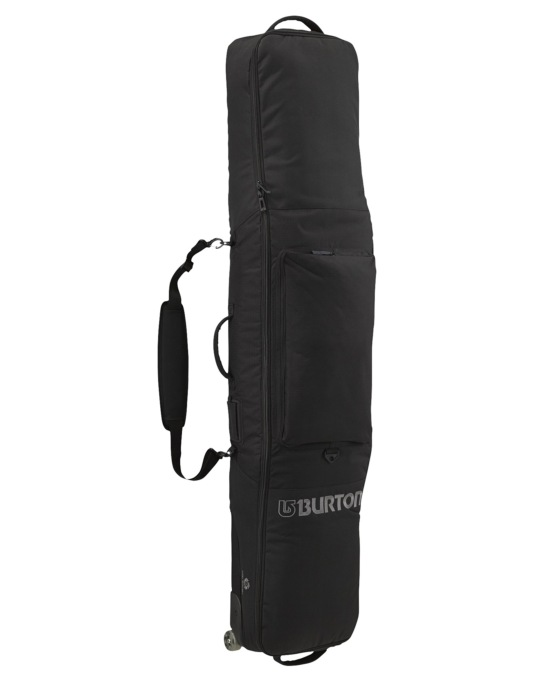 Burton Wheelie Gig Bag 166cm Snowboard Bag - True Black