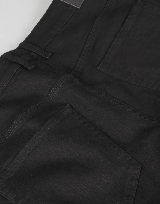 WeSC Eddy Denim Jeans - Black Rinse