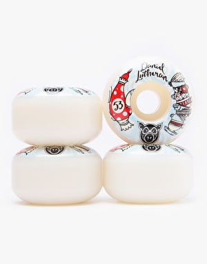 Pig Lutheran Teacups Pro Wheel - 53mm