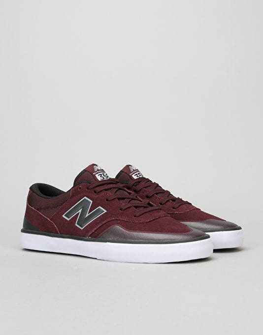 New Balance Numeric Arto 358 Skate Shoes - Nanajo/White Suede