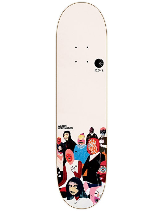 Polar Herrington AMTK Scene B Pro Deck - 8.25""