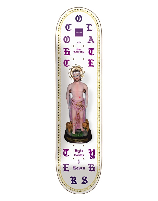 Chocolate Tershy Saints Pro Deck - 8.25""