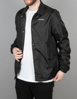 Emerica Dawbber Jacket - Black