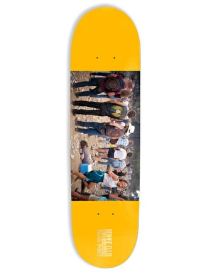 Pass Port x Rennie Ellis Face Down Hells Angels Team Deck - 8.125