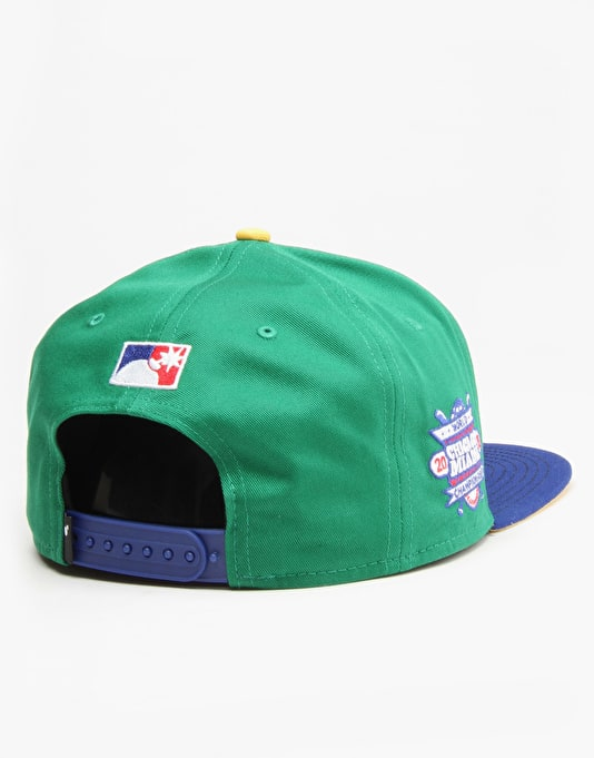 The Hundreds x Back to the Future 2015 World Series Team Snapback Cap