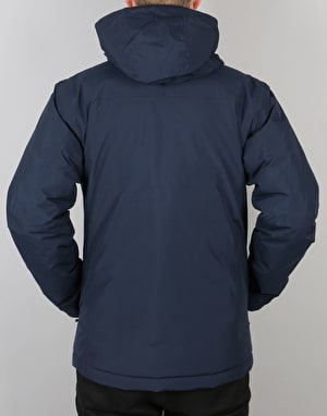 Patagonia Windsweep Down Sweater Hoody Jacket - Navy