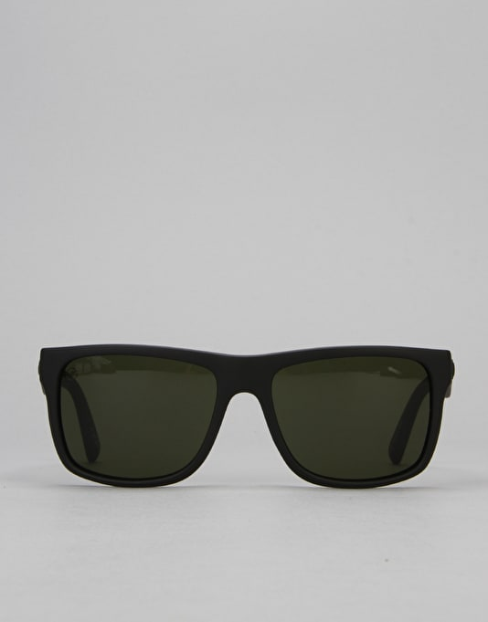 5b80bde319b Electric Swingarm Sunglasses - Matte Black Medium Grey
