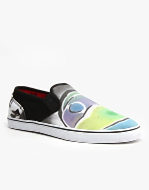 Emerica x Mouse Provost Cruiser Slip UK Exclusive Skate Shoe -  Leo