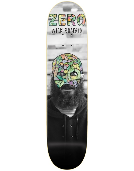 Zero x Lucas Beaufort Boserio Re-Portrait Pro Deck - 8.5""