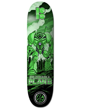 Plan B Pudwill Guardian P2 Pro Deck - 8.25