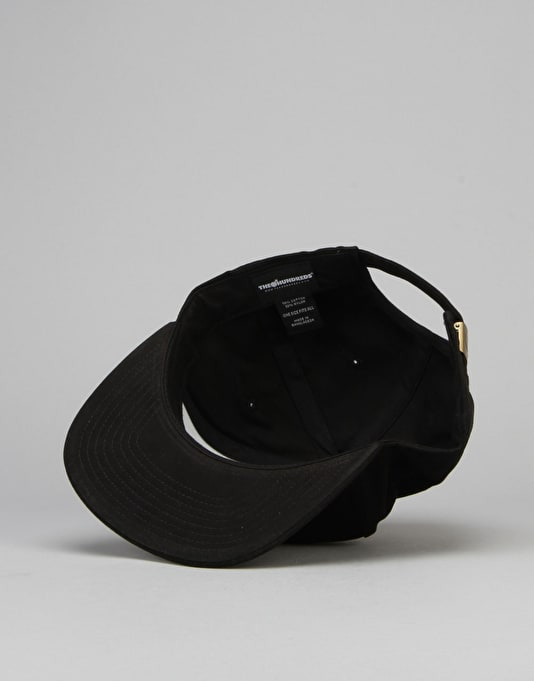 The Hundreds Tango Strapback Cap - Black