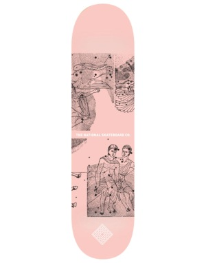 The National Skateboard Co. Universe Team Deck - 8.375