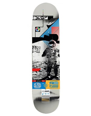 Alien Workshop Sectachrome Moonwalk Team Deck - 8.125