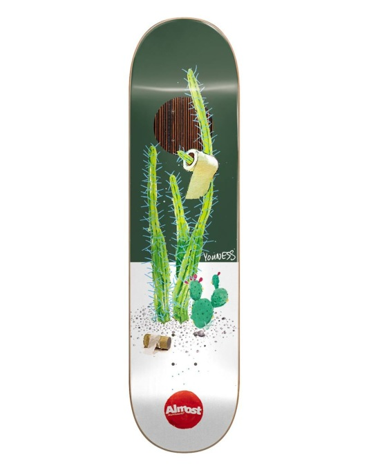 Almost Youness Junk on my Prick Impact Plus Pro Deck - 8.25""