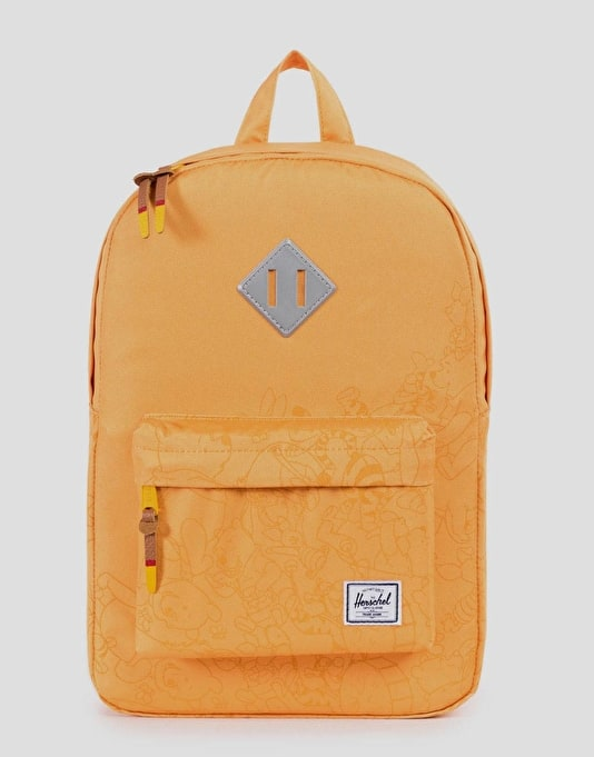 Herschel Supply Co. x Disney Heritage Mid-Volume Backpack - Honey ...