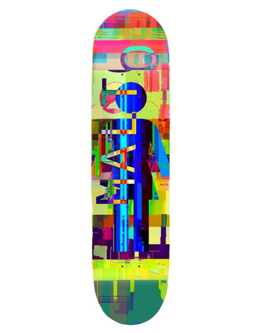 Girl Malto Glitch Mode Mini Pro Deck - 7.25""