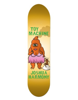 Toy Machine Harmony Fat Sect Pro Deck - 8.125