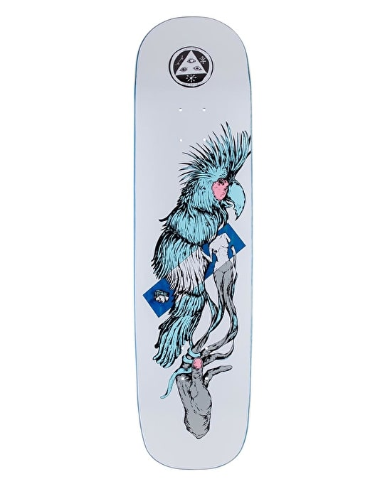 Welcome Wildest Dreams on Yung Nibiru Team Deck - 8.25""