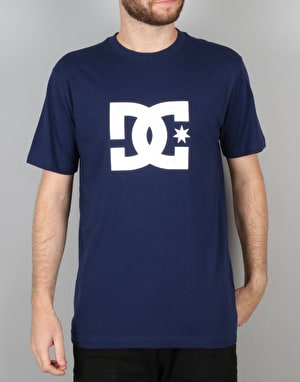 DC Star S/S T-Shirt - Varsity Blue