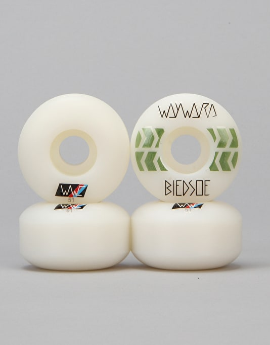 Wayward Bledsoe Series Three 101a Slim Pro Wheel - 51mm