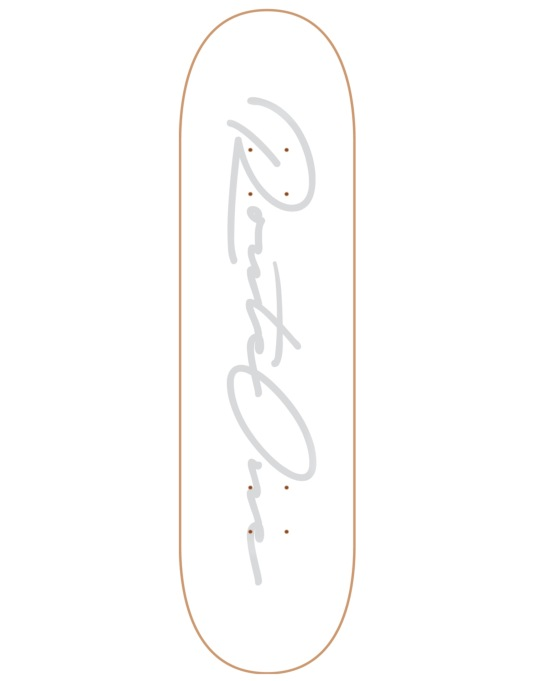 Route One Signature Logo Team Deck - 8""