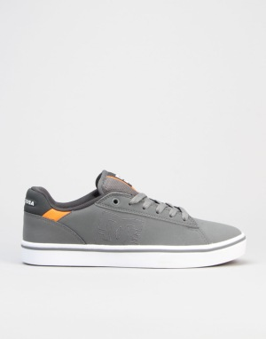 DC Notch Skate Shoes - Grey